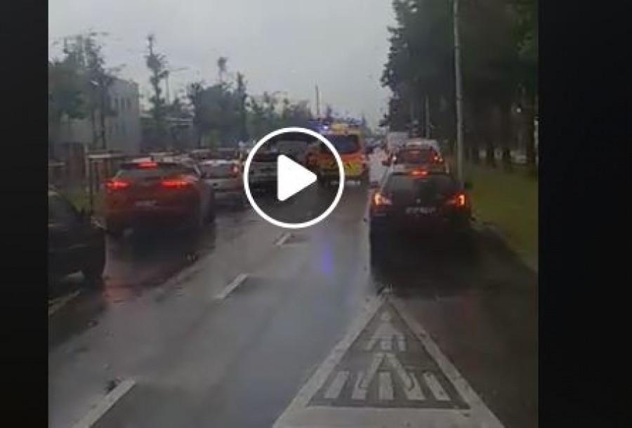 Szinte példátlan esetről közölt videót a magyar mentőszolgálat