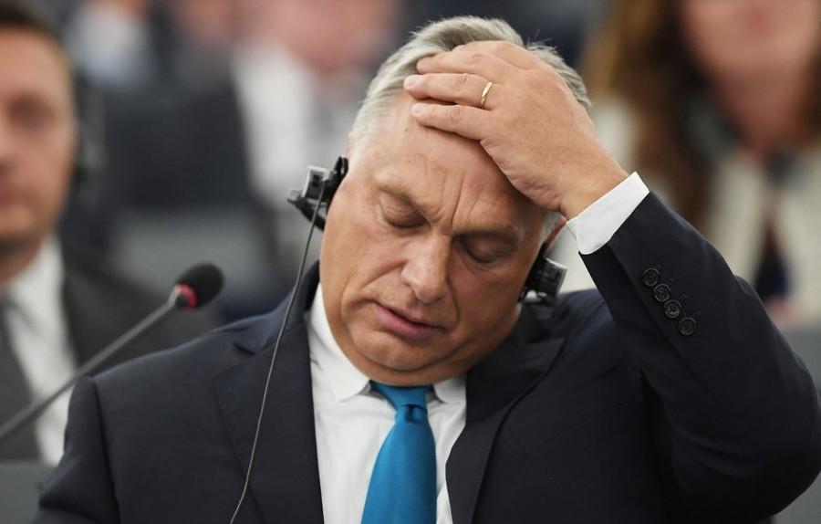 Mi lesz így Magyarországgal? Példátlan döntés született ma az EP-ben.