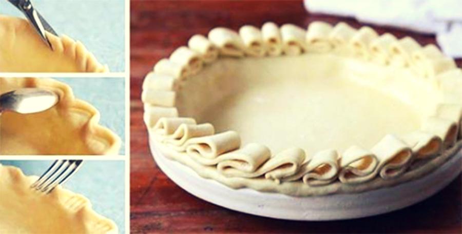 A legjobb megoldás, hogyan tehetsz káprázatossá egy egyszerű pitét