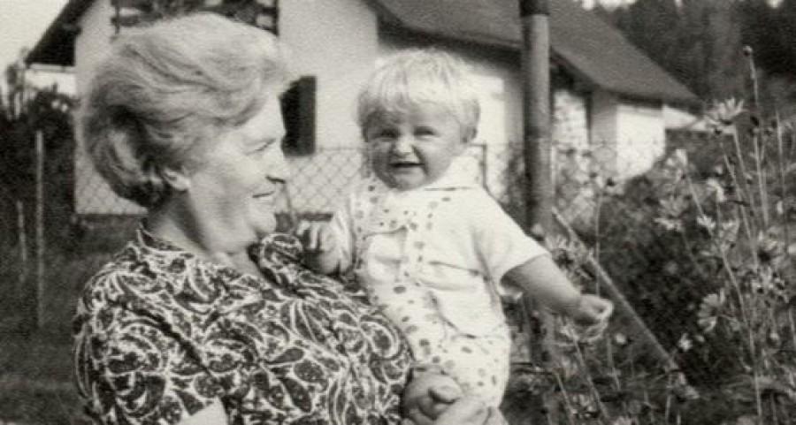 Ezért volt olyan boldog élete a nagymamának!