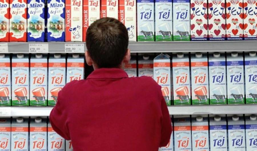 Ha ilyen tejet vettél, ne idd meg!