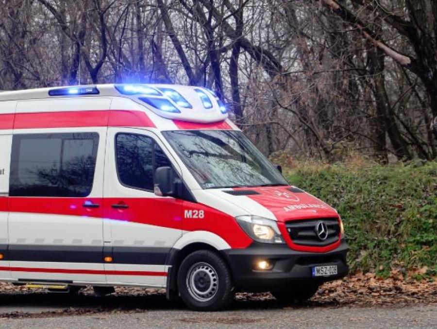 A magyar énekes lánya 8 méter magasról zuhant le