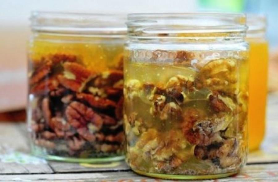 A mézzel kevert nyers dió ősi gyógyító erővel bír, képes helyettesíteni bizonyos gyógyszereket!