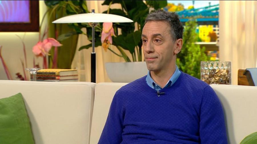 Megalázás a televízióban - Csonka Andrást kiakadt: Ez nagyon tisztességtelen volt!