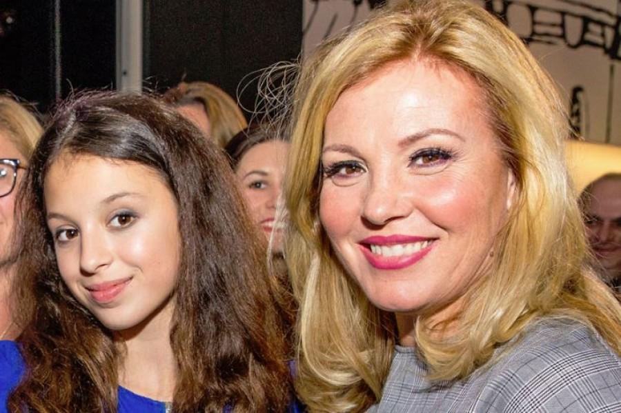 Liptai Claudia tizenéves lányának már saját menedzsere van