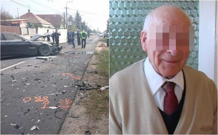 Lakott területen 120-al ment a BMW-s. A 83 éves Sándor bácsit halálra gázolta