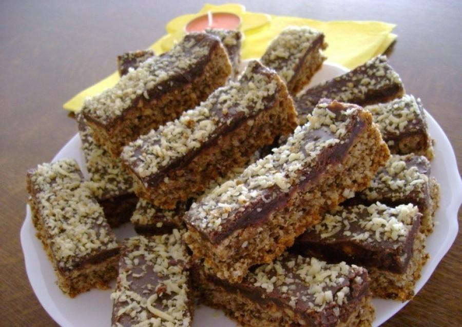 Bódító csokis diós sütemény! Villámgyorsan összedobható és az íze… fenséges!