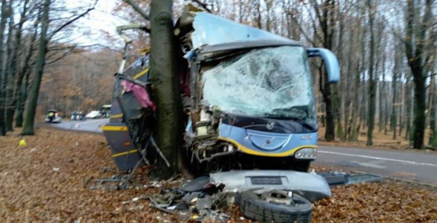 Ezt kiabálta a mátrai buszbaleset előtti pillanatokban a sofőr, mielőtt a fának ütközött