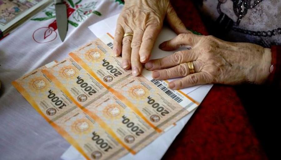 Úgy tűnik, hogy idén nem kapnak Erzsébet-utalványt karácsonyra a nyugdíjasok