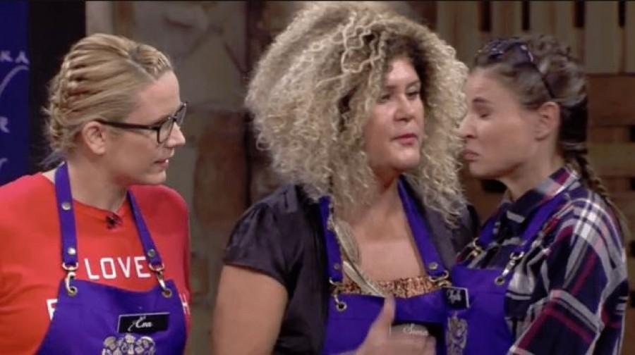Soma pofon vágta Nádai Anikót!