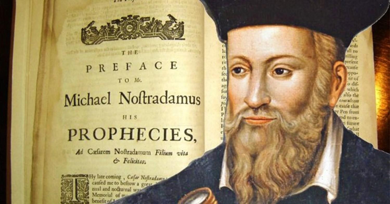Nostradamus jóslata az idei évre!