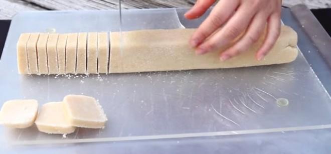 Isteni finom keksz amit 5 perc alatt elkészíthetsz!