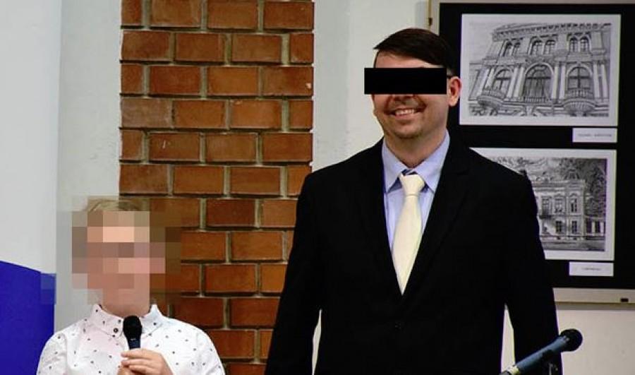 Szégyen, hogy mit művelt a békési pedofil tanár