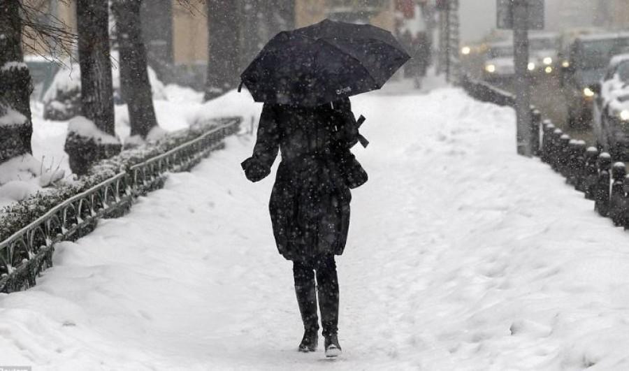 Hófúvás és havazás miatt adott ki figyelmeztetést a meteorológiai szolgálat