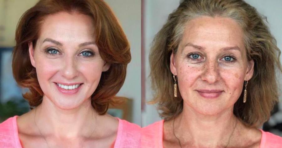 Itt a bizonyíték arra, hogy a smink és a jó frizura minden nőt, királynővé változtat!