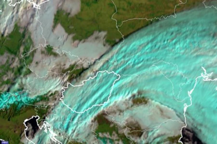 Változik az időjárás - szélre és csapadékra számíthatunk