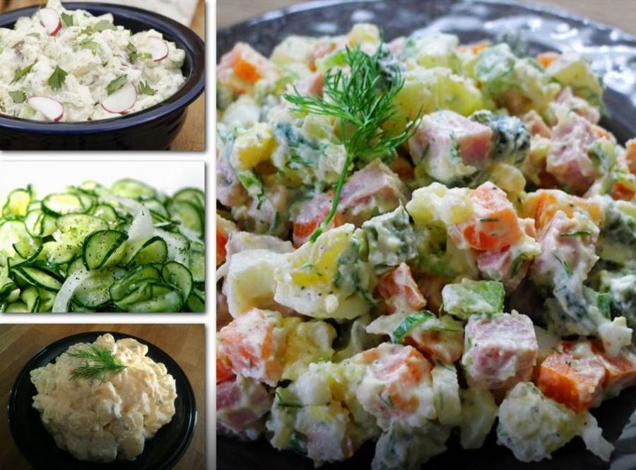 9 vendégváró saláta recept! Egyik jobb, mint a másik!