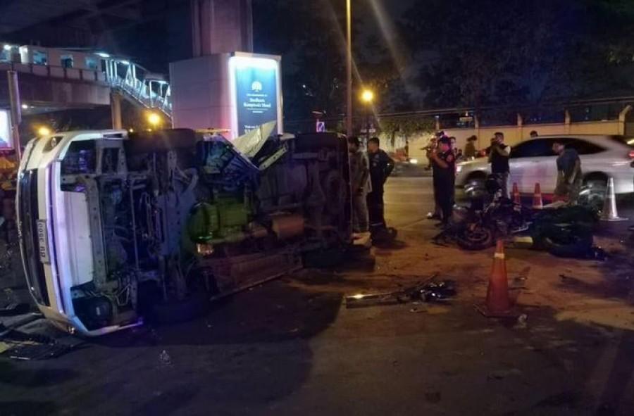Két magyar áldozata van a thaiföldi balesetnek