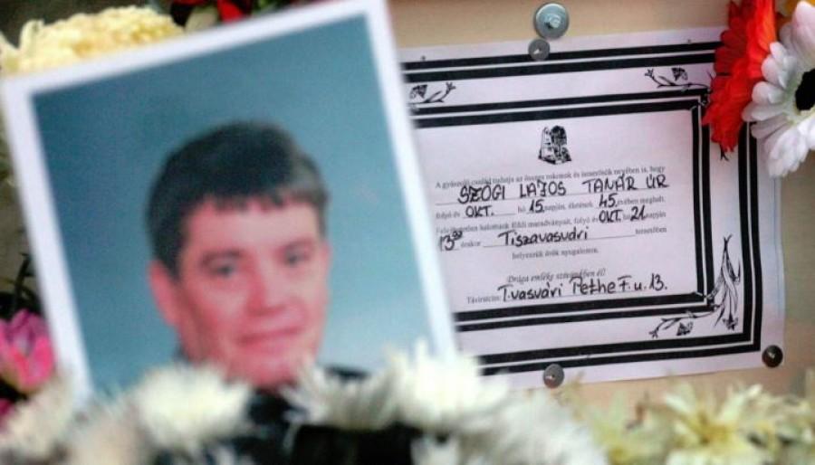 Nem kap kártérítést az Olaszliszkán megölt tanár családja: magyar igazságszolgáltatás 2019?