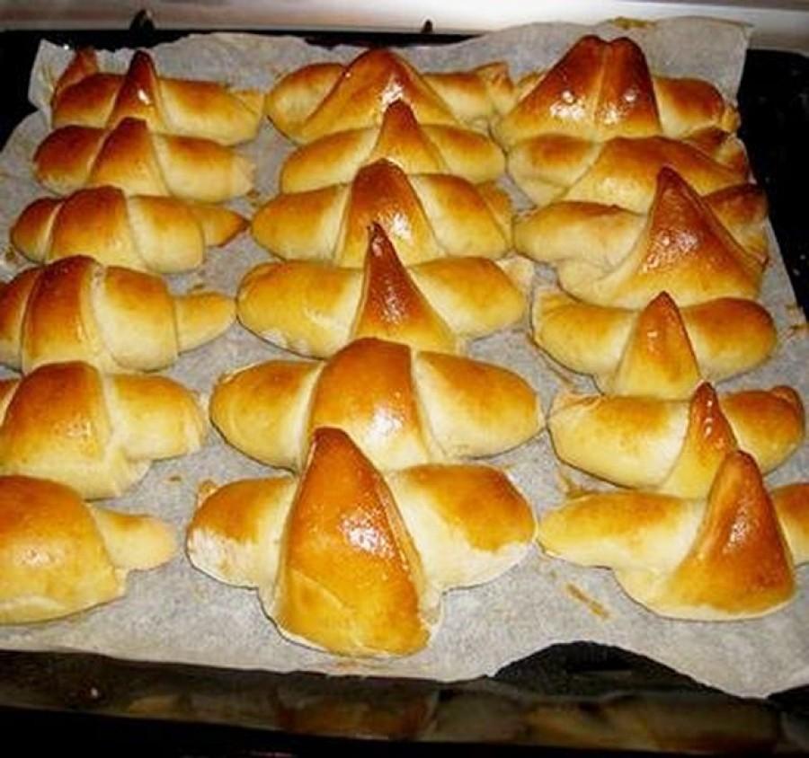 Pihe-puha házi sós kifli, aminek elkérik majd a receptjét