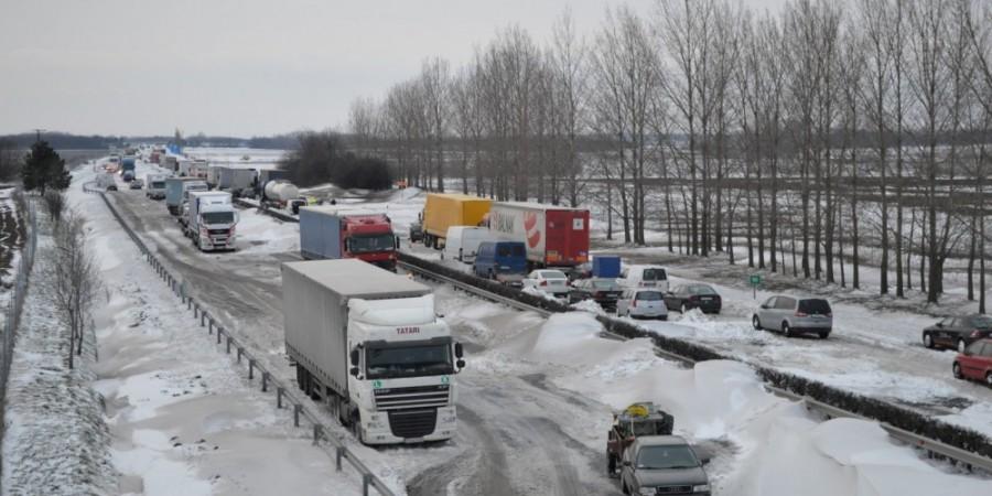 Ítéletidővel riogatnak hétvégére: hó lepheti el az egész országot