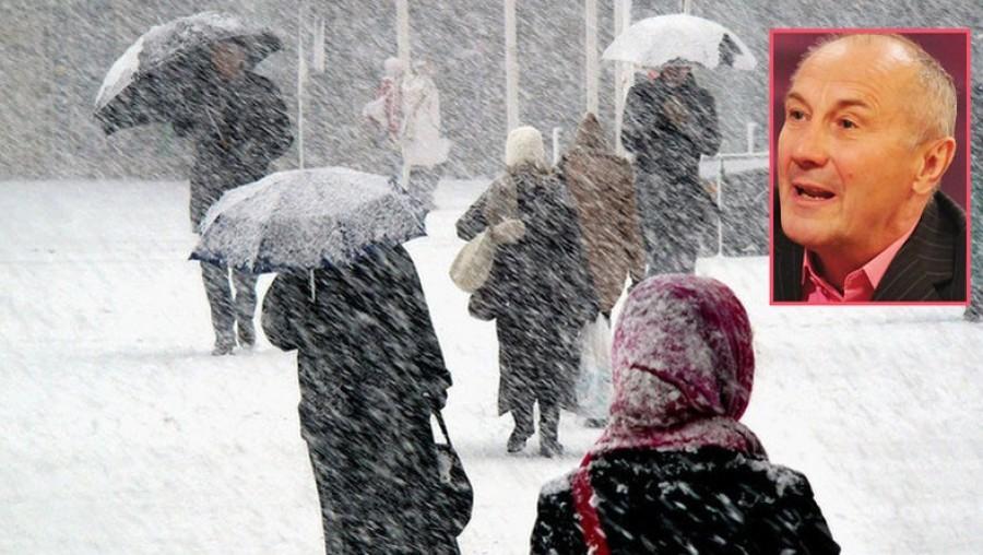 Németh Lajos: Még csak ezután jön a java, mínusz 15 fok, és még több hó várható