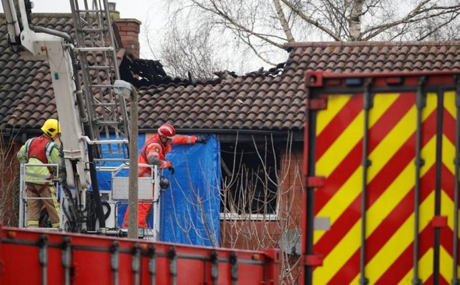 Tragédia: Négy gyerek égett benn a lakásban