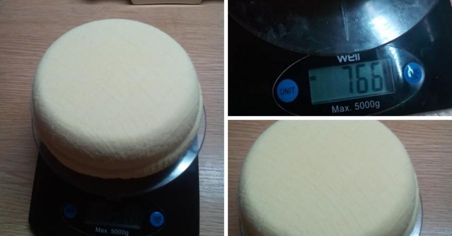 A legízletesebb házi sajt 2 óra alatt 2 liter tejből