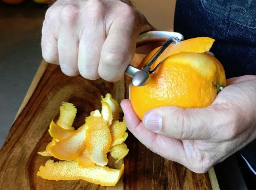 Ne dobd ki a narancs héját! Univerzális tisztító és takarítószert nyerhetsz belőle.