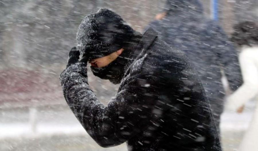 5 megyére adták ki a riasztás: erős hidegfront érkezik esővel és viharos széllel