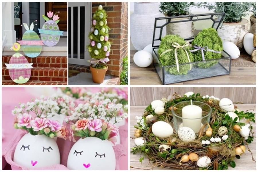 A legszebb húsvéti dekorációk