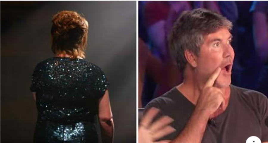 Susan Boyle 9 év után visszatér a tehetségkutatóhoz – csak nézd meg, milyen hatással van Simonra, mikor megfordul