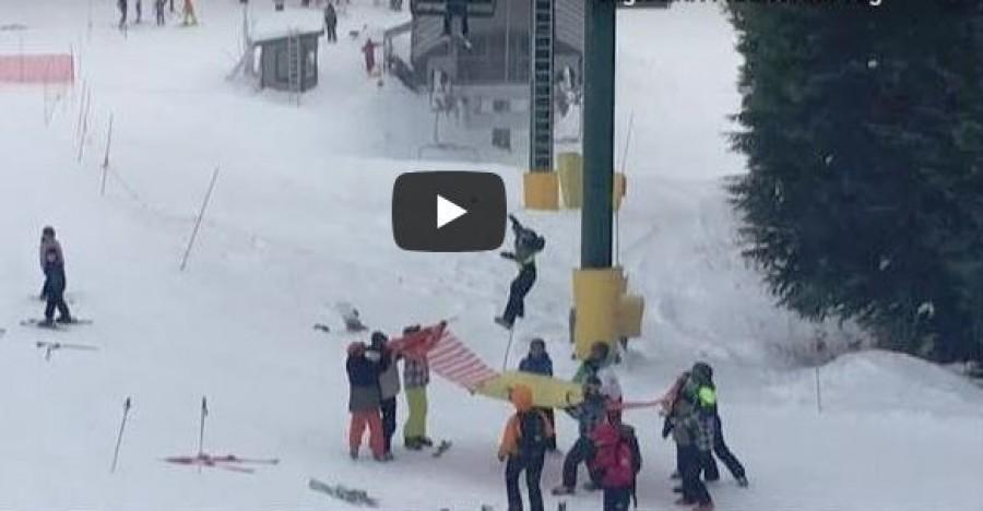 Gyerekek mentették meg egy 8 éves kisfiú életét (videó)