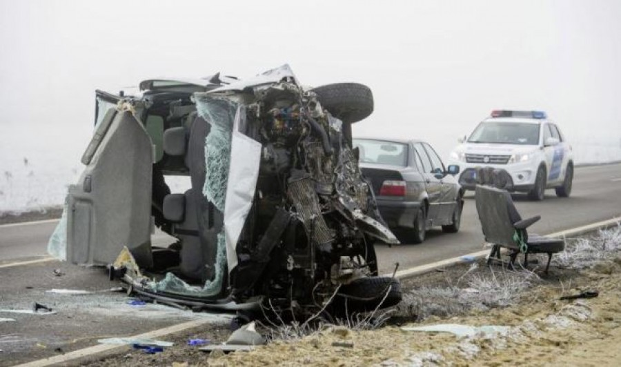 A türelmetlen előzéssel okozott tragédiát - hárman vesztették életüket