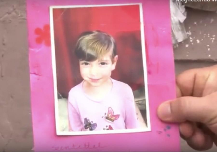 Ő az az  5 éves kislány, aki Tolna megyében elhunyt Az édesanya nyilatkozott.