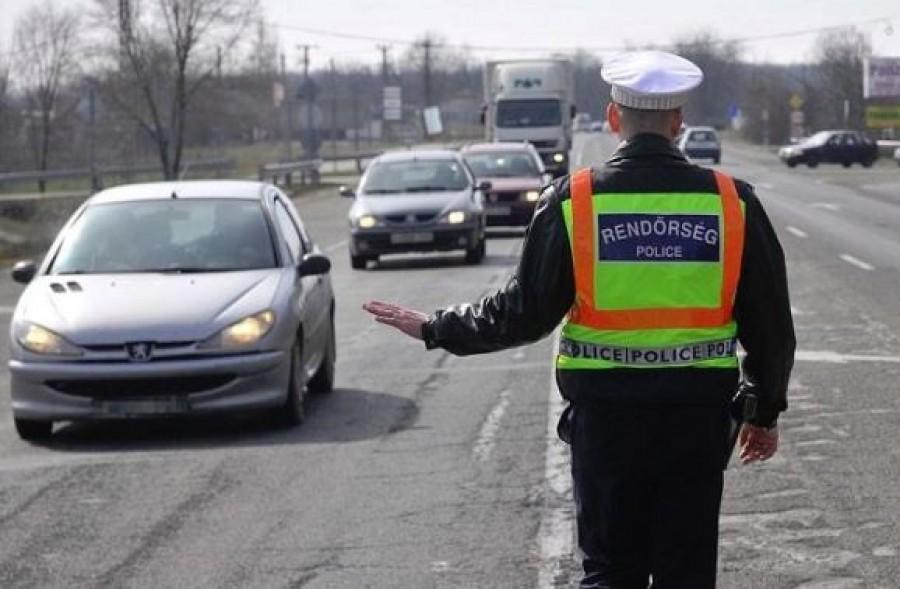 Egy fontos hiányosság miatt büntetnek a rendőrök