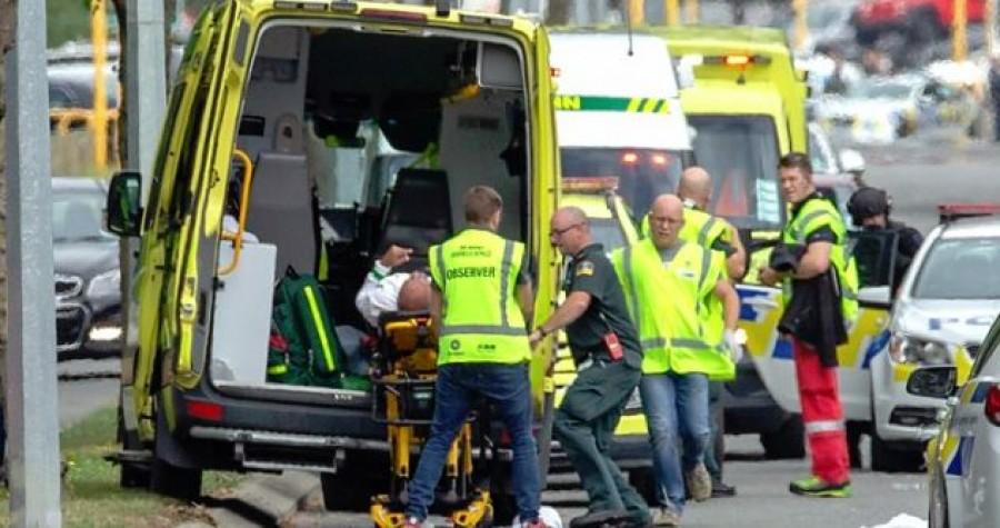 Friss hír: vérengzés a mecsetben - legalább 40 halott van