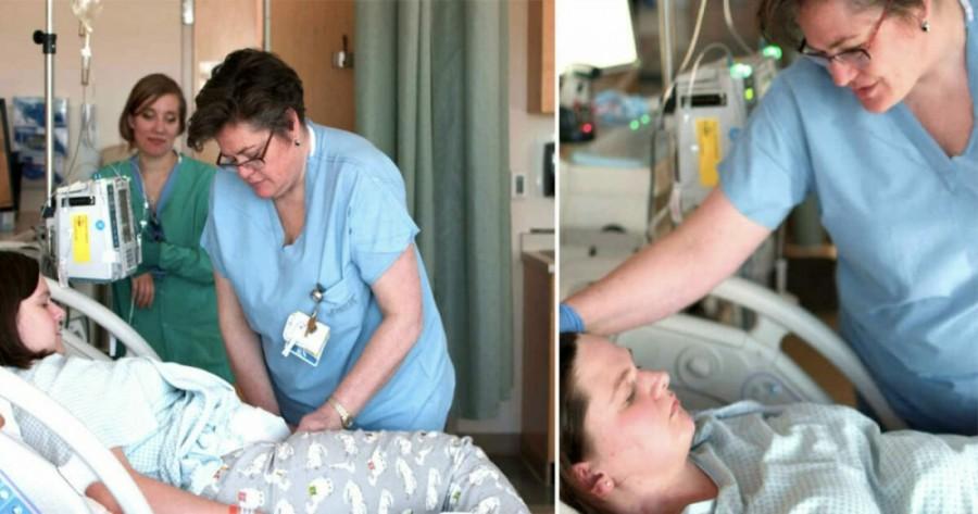 Az anya kénytelen megszülni a halott babáját, de az igazi sokk ezután érte