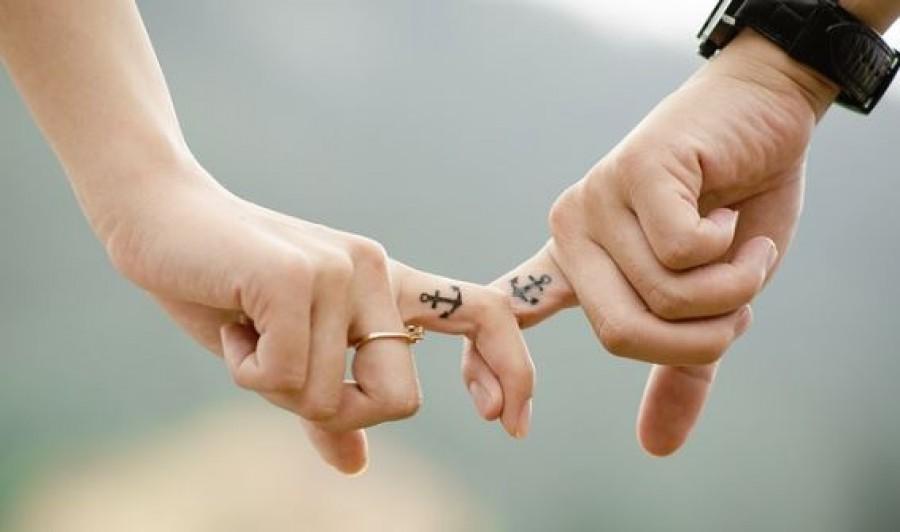 Életünk során 3 alkalommal lehetünk igazán szerelmesek
