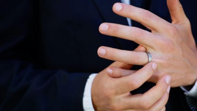 A jegygyűrű viselése fontosabb, mint gondolnád