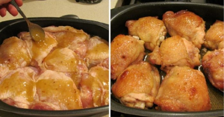 Gyakran sütök csirkecombot, de ennél finomabbat még nem készítettem!