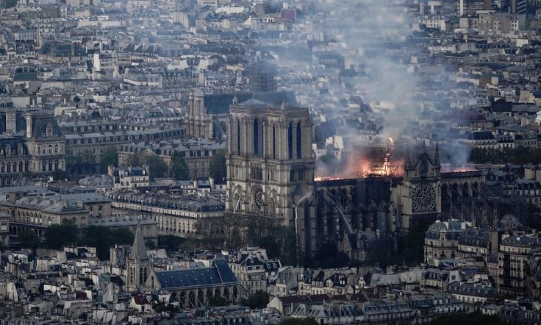 Megjósolta a Notre-Dame pusztulását a világhírű francia író