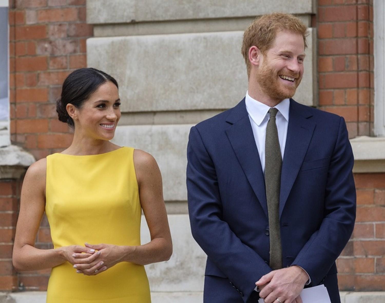 Megszületett Meghan Markle és Harry herceg gyermeke