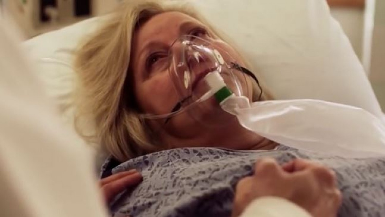 """A nő azzal kelt fel a kómából, hogy """"üzenetet hozott Jézustól"""""""