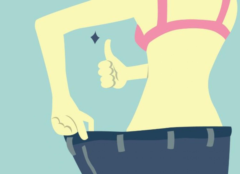 Gyors és koplalás nélküli fogyókúra: 7 nap alatt 4 kg mínusz!