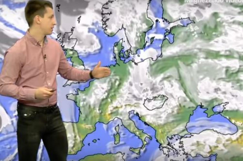 Hátba veri az időjárás Magyarországot