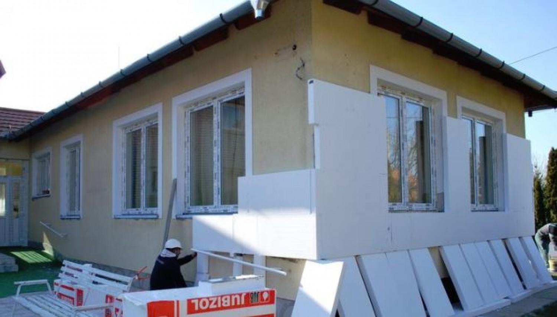 Az építész figyelmeztet: akik polisztirollal szigetelnek, veszélyben vannak