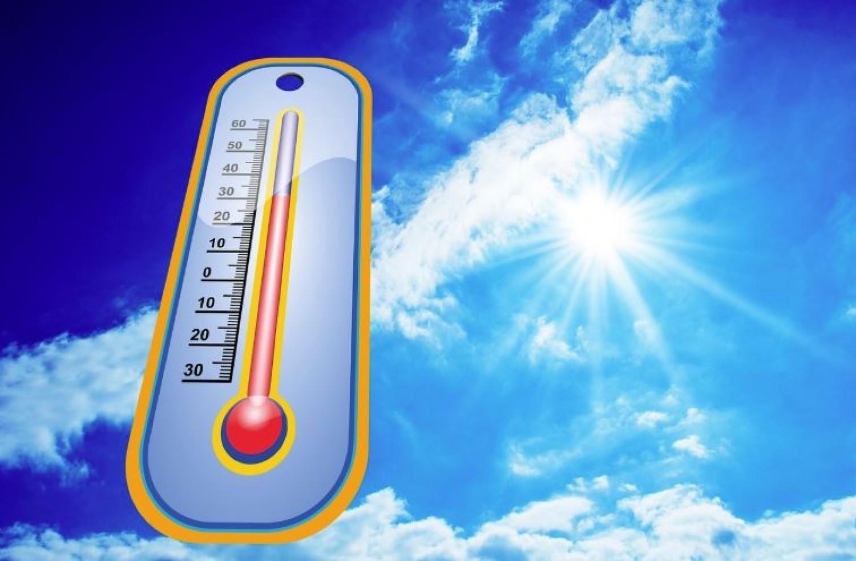 Jön a nyár első hőhulláma, helyenként 35 fok is lehet 8 megyére adtak ki figyelmeztetést holnapra! Itt az előrejelzés!