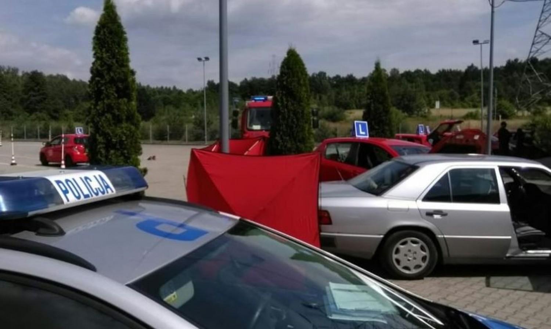 Tragikus baleset az oktatópályán: egy 68 éves nő gázolta el a gépjárműoktatóját