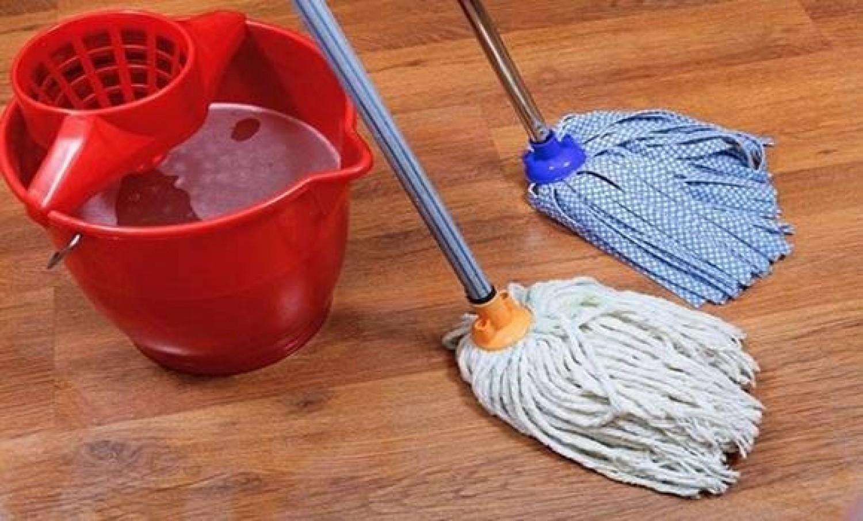 Ezért moss fel szódabikarbónás vízzel a lakásban